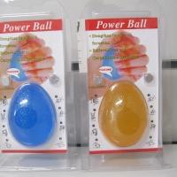 Мяч для тренировки кисти рук яйцевидный