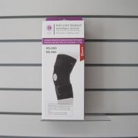 Бандаж компрессионный на коленный сустав с полицентрическими  шарнирами