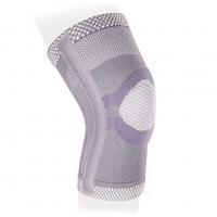Бандаж на коленный сустав с силиконовым кольцом