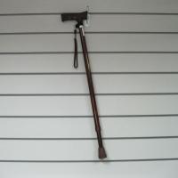 Трость Nova с Т-образной ручкой, ремешком и УПС